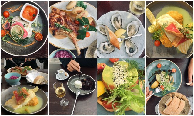 Sylt island Germany restaurants where and what to eat Nemčija restavracije otok Sylt
