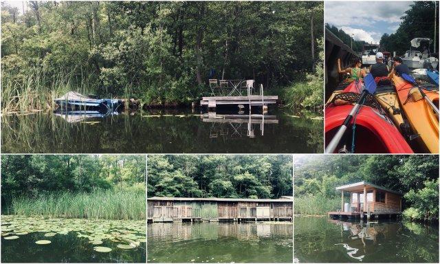Vilzsee Mecklenburgische Seenplatte germany kayaking Nemcija kajakiranje jezera