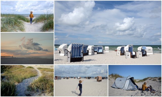 prerow Germany Baltic coast