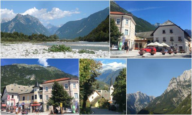 Bovec Soca valley Slovenia Slovenija