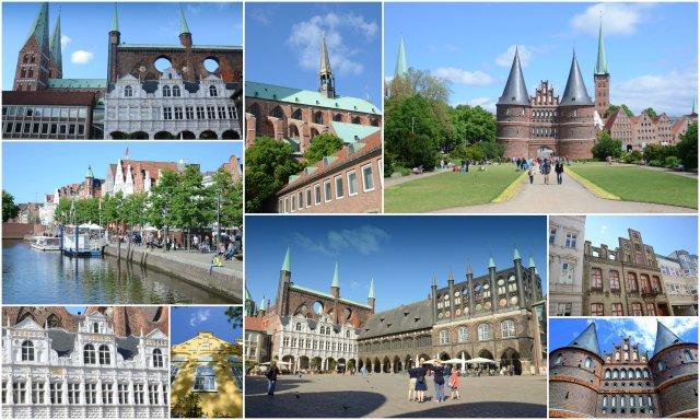 Lübeck Germany Baltic coast Nemčija Baltska obala