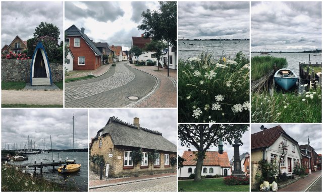 Maasholm Germany Baltic coast Nemcija baltska obala