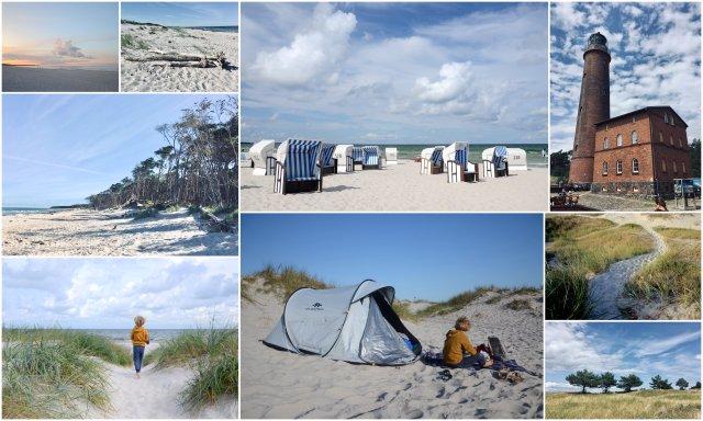 National park Vorpommersche Boddenlandschaft Darß-Zingst peninsula Germany Nemöija Baltic coast Baltska obala