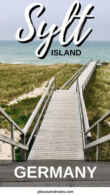 Sylt island Germany What to see and do North coast