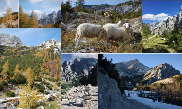 Vrsic pass Slovenia Slovenija prelaz cesta cez Vrsic