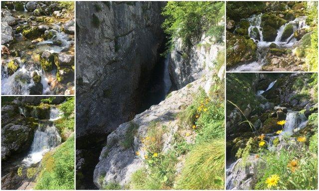 izvir Soce Slovenija Soca spring Slovenia