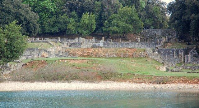 Arheološka najdišča Brijuni Hrvaška Croatia archeological site