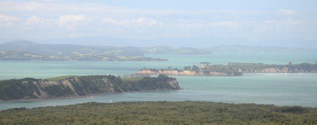 Rangitoto island Auckland potovanje Nova Zelandija