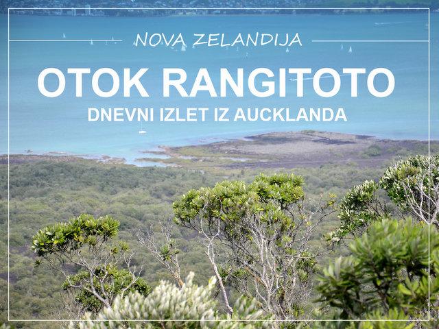 Otok Rangitoto Nova Zelandija dnevni izlet iz Aucklanda