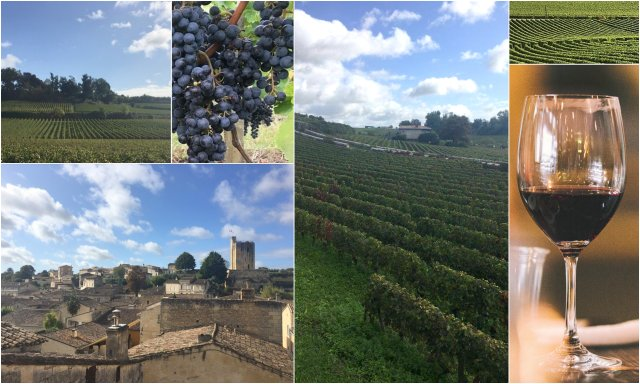 St Emilion Bordeaux France Francija best wine destinations vinsko potovanje
