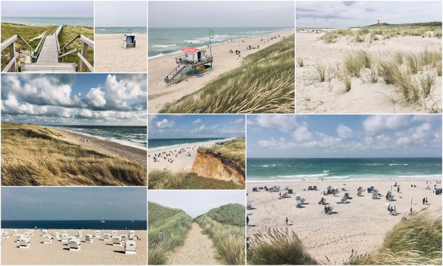 Sylt Nemčija Germany best beaches najlepše plaže severna Evropa
