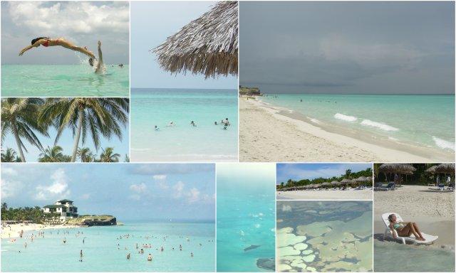 Varadero Kuba Cuba best beaches Caribbean