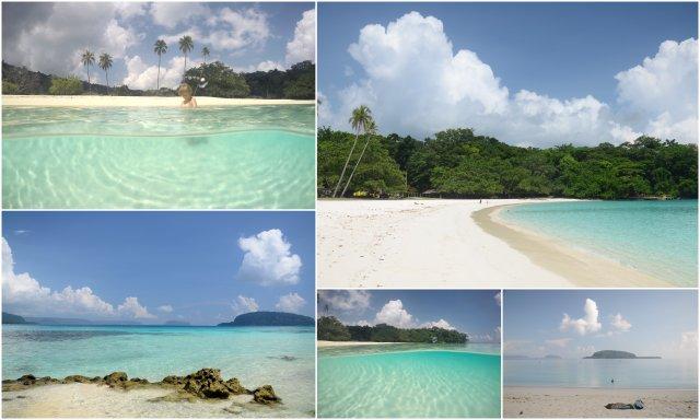 najlepše plaže na svetu Pacifik Vanuatu Champagne beach