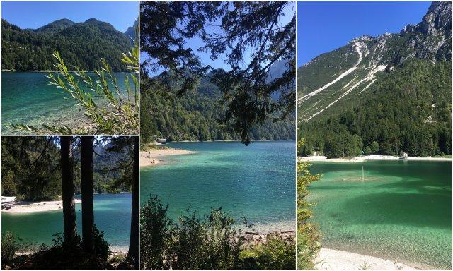 Rabeljsko jezero izlet Italija lago di Predil