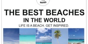 BEST BEACHES IN THE WORLD | travel inspiration