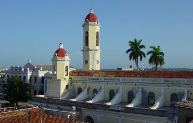 Cienfuegos Cuba Kuba potopis potovanje