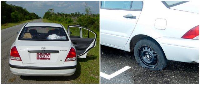 Rental car Cuba road trip Kuba najem avta prevozi