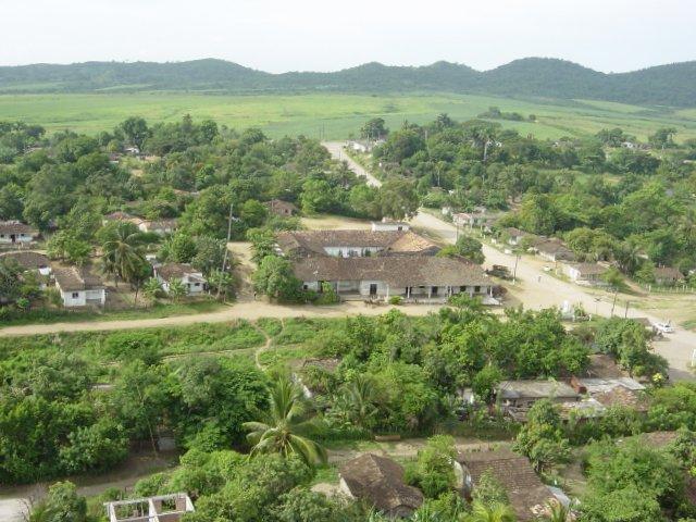 Sladkorne plantaze in sladkorni mlini sugar mills Valle de los Ingenios Cuba Kuba