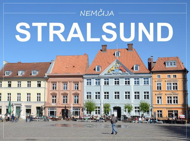 Stralsund Nemčija Baltska obala vikend izlet kaj videti in početi na severu Nemčije