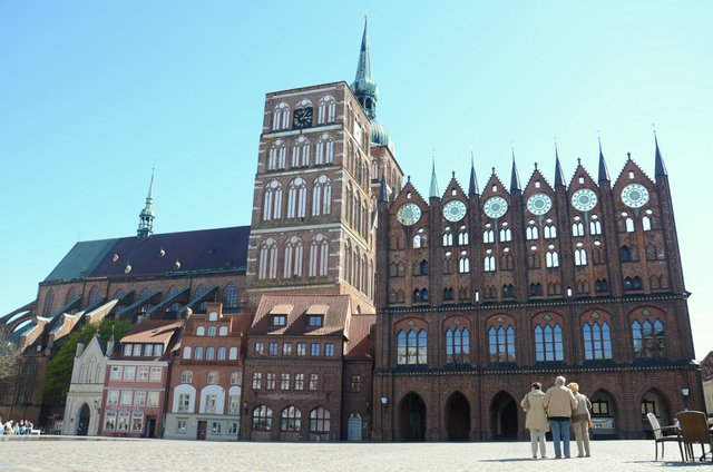 Stralsund Rathaus Germany what to see and do Nemcija izlet road trip