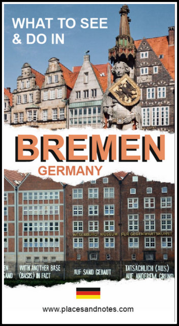 Things to see and do in Bremen, Germany, including day trips to the northern German coast and Bremerhaven