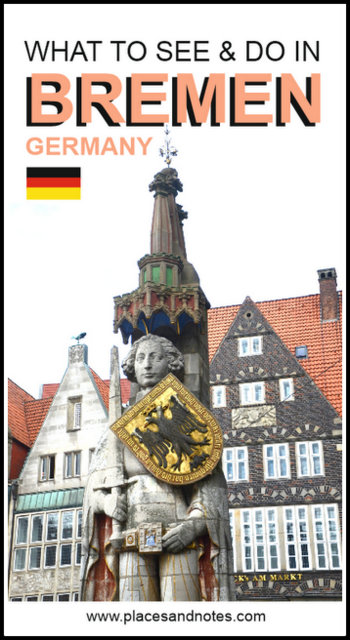 What to see and do in Bremen Germany Weekend trip including day trips to the north German coast
