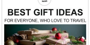 BEST GIFT IDEAS FOR TRAVELLERS | 60+ gift ideas for people who love to travel