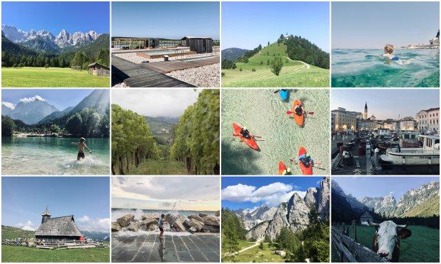 Slovenia travel Slovenija kam na izlet