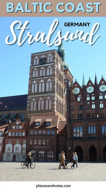 Stralsund Germany Baltic coast weekend trip what to see and do