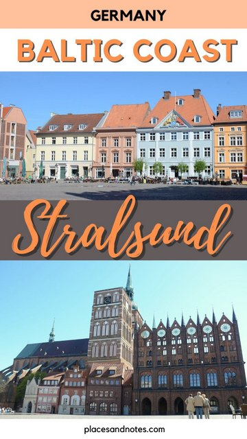 Stralsund Germany Baltic coast what to see and do weekend trip