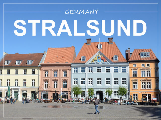 Stralsund Germany what to see and do Baltic coast