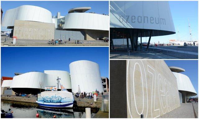 Stralsund Ozeaneum museum Germany Nemcija
