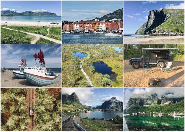 Skandinavija-Norveška-Danska-Finska-Baltske-dežele-potopis-potovanje-roadtrip