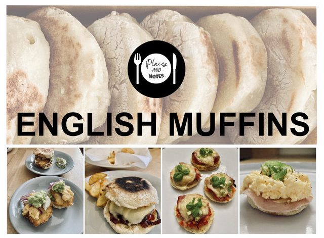 English-muffins-recipe-ideas-food-travel