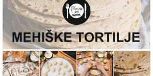 MEHIŠKE TORTILJE   recept in ideje