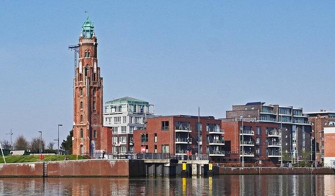 Bremerhaven-Germany-Nemčija-lighthouse-svetilnik-potopis