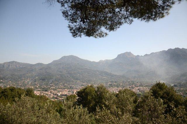Soller-Mallorca-Majorka-mirador-train-vlak