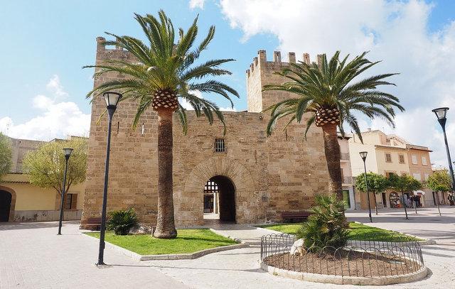 alcudia-Mallorca-Majorka
