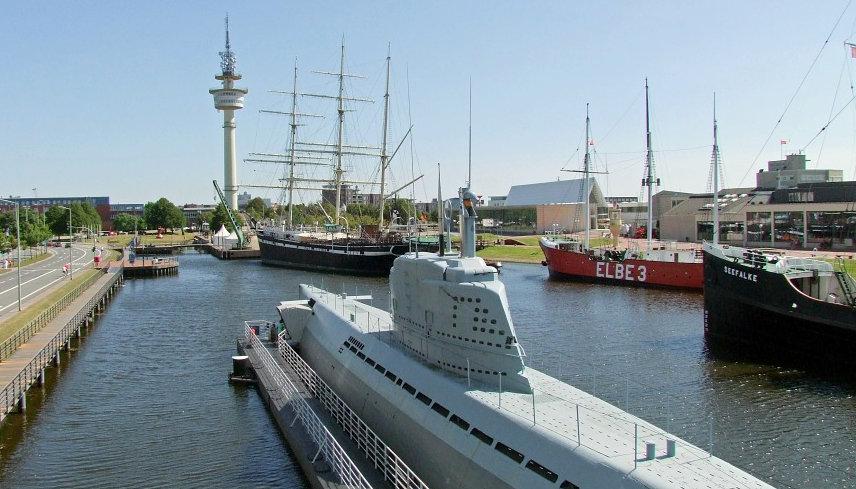 bremerhaven-Germany-Nemčija-pomorski-muzej-potovanje