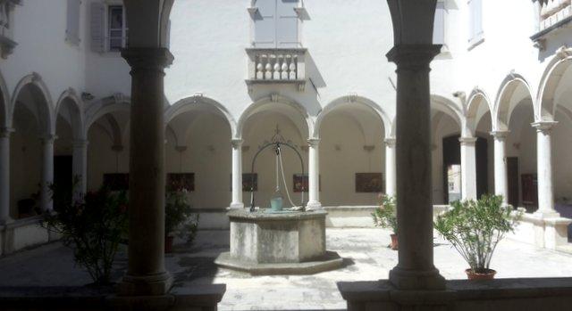Piran-minoritski-samostan-izlet-obala-Slovenija