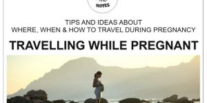 TRAVELLING WHILE PREGNANT | when, where and how to travel during pregnancy